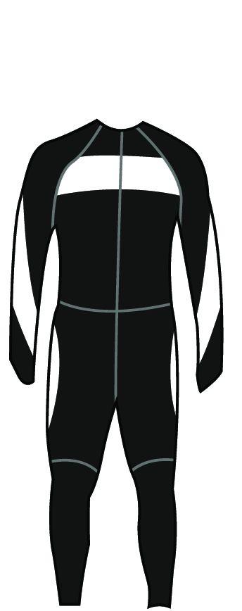 13008 Marathon suit lined