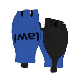 Cycling gloves aero Blue Prussia