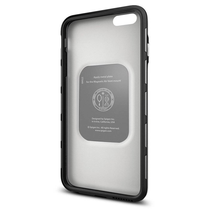 iPhone 6/6S Case Thin Fit Hybrid - White