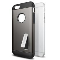 Spigen iPhone 6/6S Case Slim Armor - Gunmetal