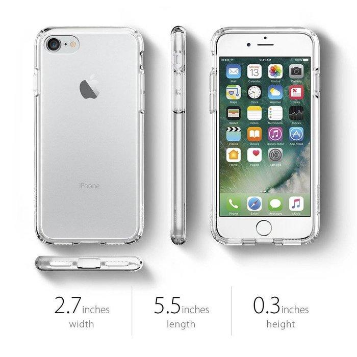 iPhone 7/8 Case Ultra Hybrid - Crystal Clear