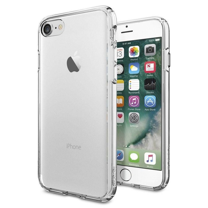 iPhone 7/8 Case Ultra Hybrid - Crystal Clear