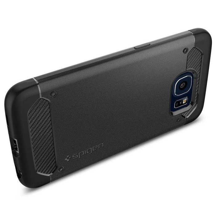 Galaxy S6 Case Capsule Ultra Rugged - Black