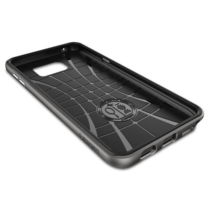 Galaxy S6 Case Capsule Ultra Rugged - Black