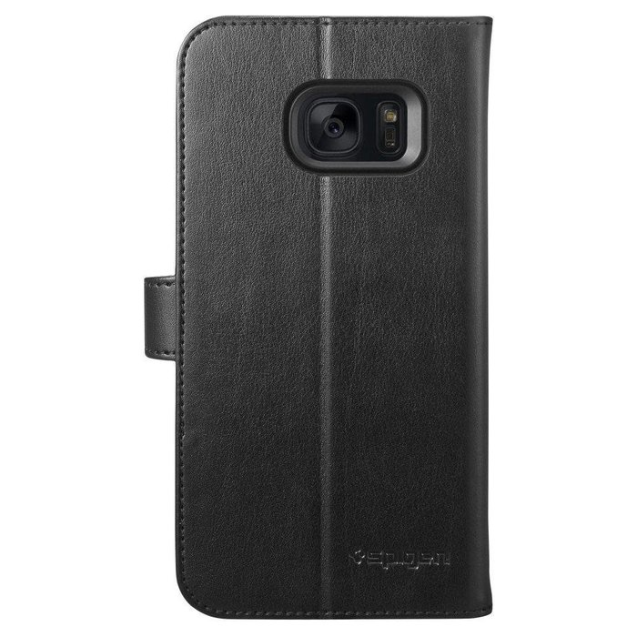 Galaxy S7 Case Wallet S - Black