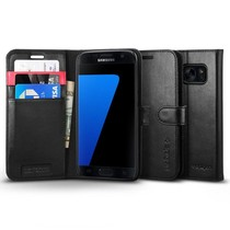 Spigen Galaxy S7 Case Wallet S - Black