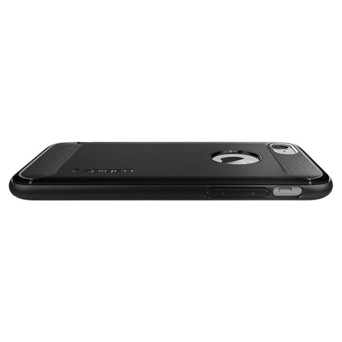 iPhone 7/8 Rugged Armor - Black