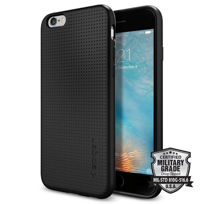 iPhone 6/6s Case Capsule - Black