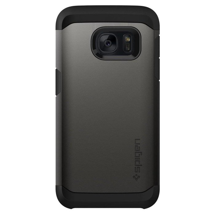 Galaxy S7 Tough Armor Case - Gunmetal