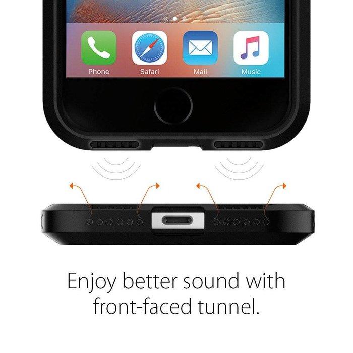 iPhone 7/8 Tough Armor - Gunmetal