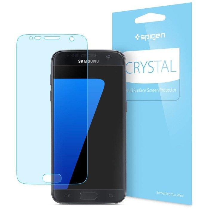 Galaxy S7 LCD Film Crystal - Clear