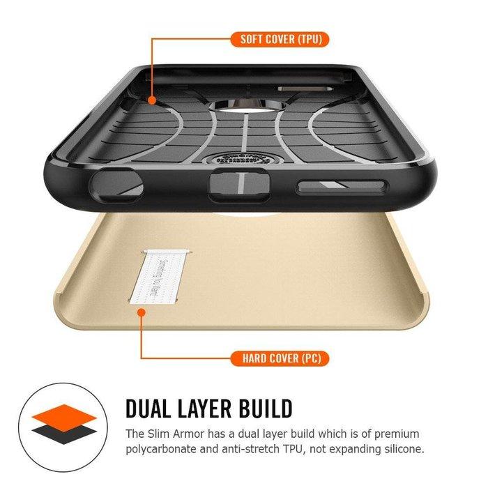 iPhone 6/6S Plus Case Slim Armor - Mint