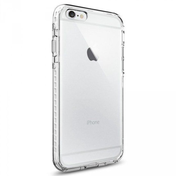 iPhone 6/6s Plus Ultra Hybrid Back Cover - Wit