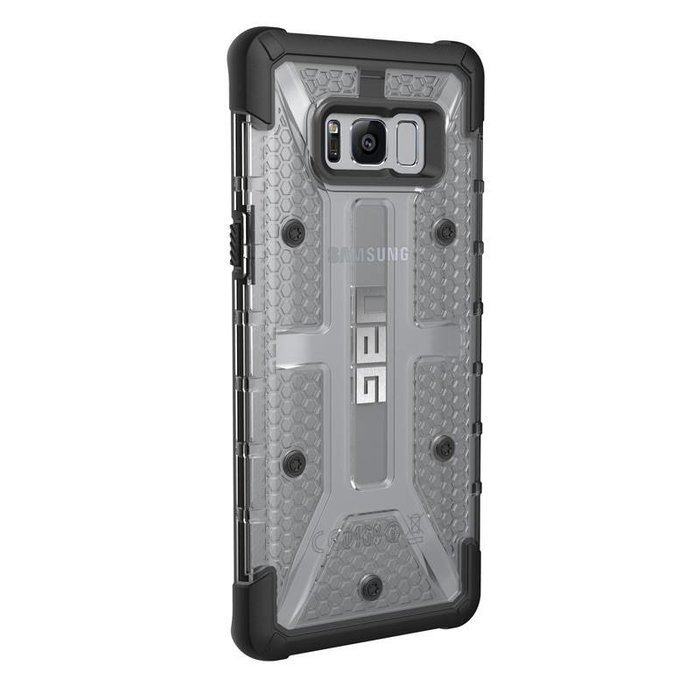 Hard Case Galaxy S8 Plasma Ice Clear