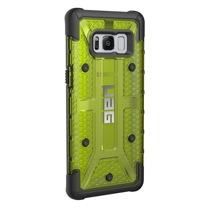 Hard Case Galaxy S8 Plasma Citron Green Clear