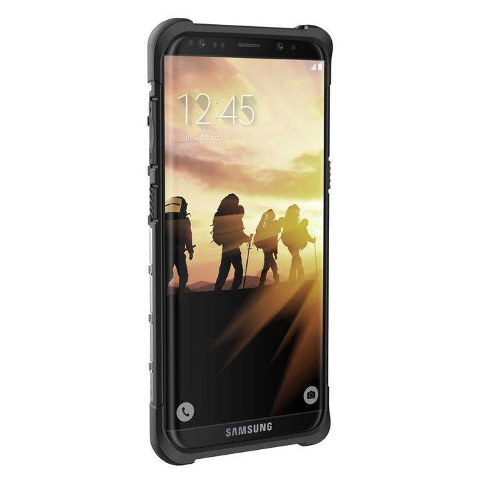 Hard Case Galaxy S8 Plasma Ash Black