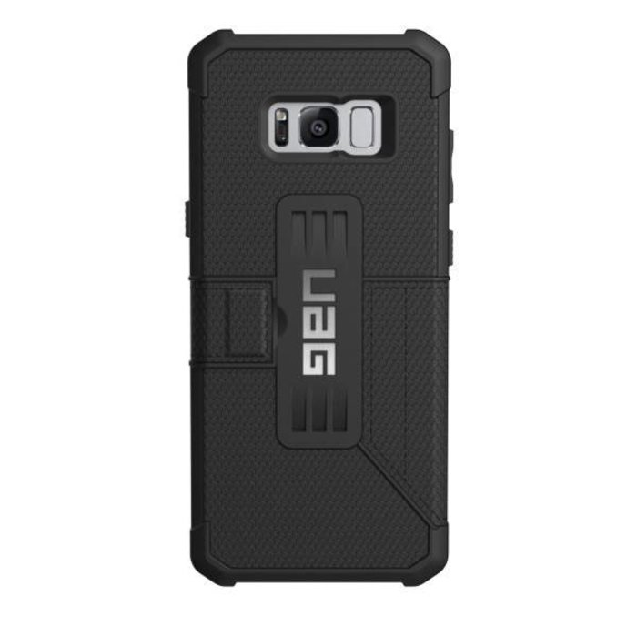 Hard Case Galaxy S8 Metropolis Black