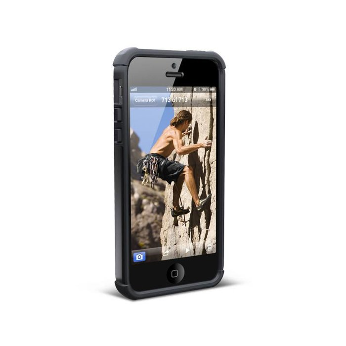 Hard Case iPhone 5/5S Black
