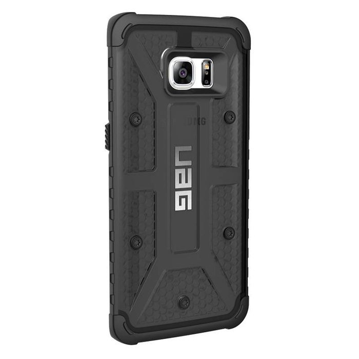 Hard Case Galaxy S7 Edge Ash Black