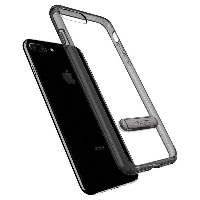 iPhone 7/8 Plus Case Ultra Hybrid S - Jet Black