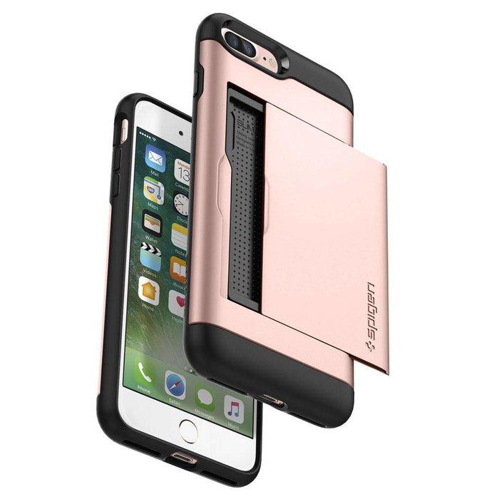 iPhone 7/8 Plus Case Slim Armor CS - Rose Gold