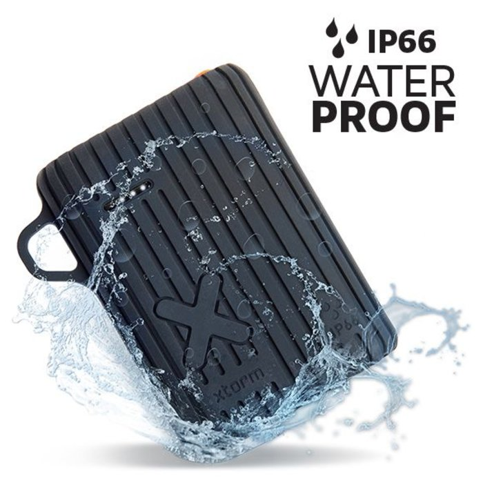 Waterproof Powerbank Extreme 10.000 mAh