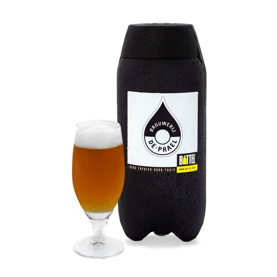 Bitterblond van Brouwerij de Prael