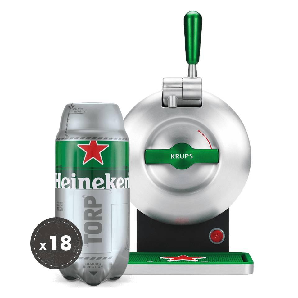 THE SUB Heineken Edition instalment