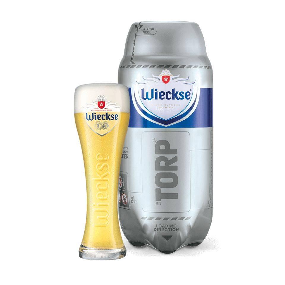 Wieckse Witte TORP - Best before 30-06-2018