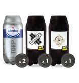 White beer bundle