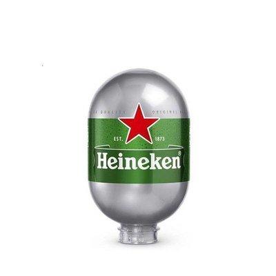 Heineken 8L Vat