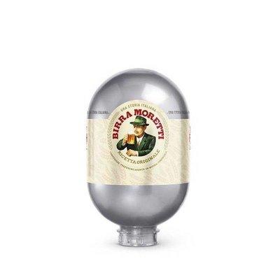 Birra Moretti 8L Vat
