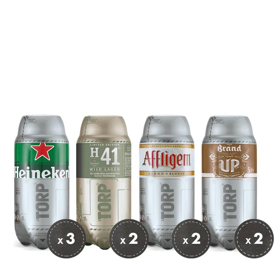 Fall Beers Tasting Bundle