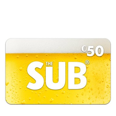 The SUB Gift Card