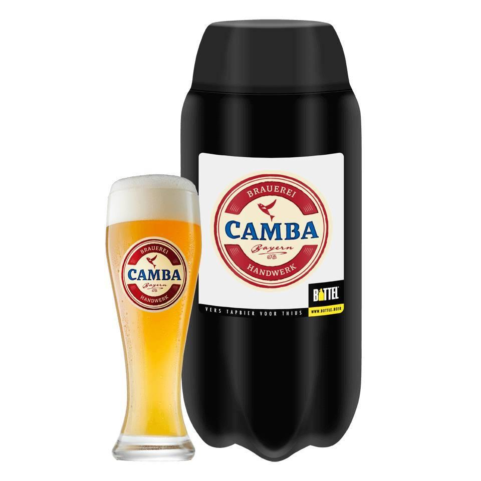 Camba Weissbier TORP