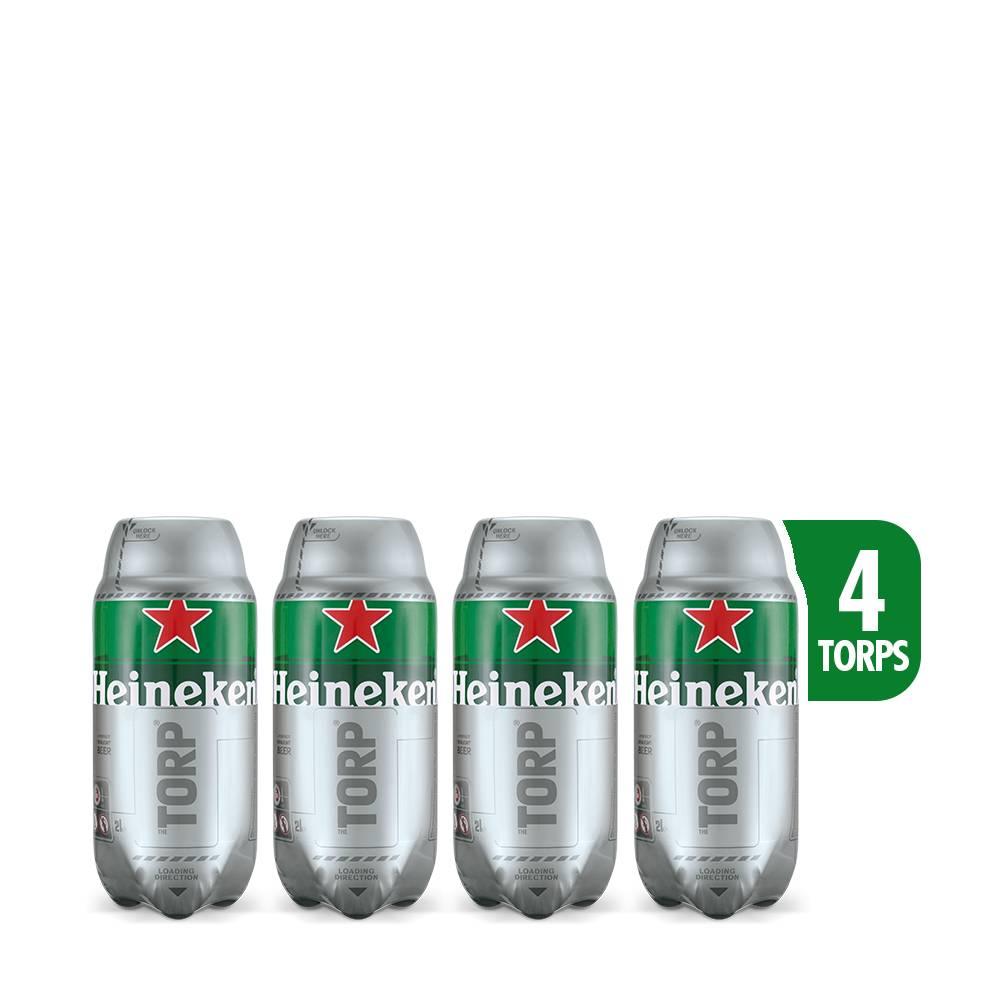 Heineken 4 TORPS Bundle