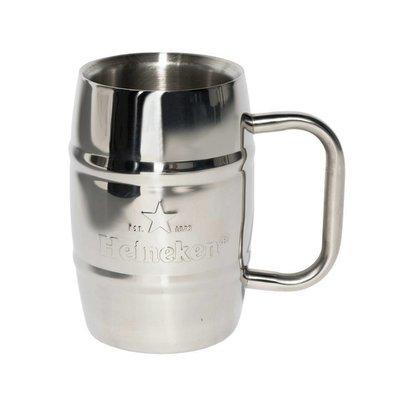 Heineken Mug Stainless Steel