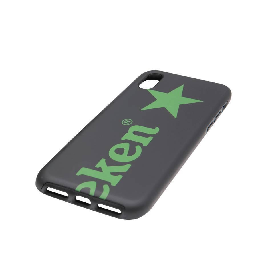 Heineken iPhone X Case Black
