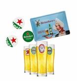Heineken  Legacy Bar Set