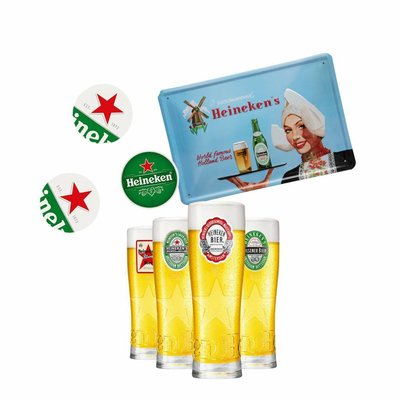 Heineken Legacy Bar Set