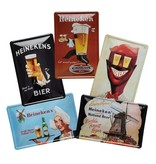 Heineken Wall Plate Bar Set  Bundle - Large
