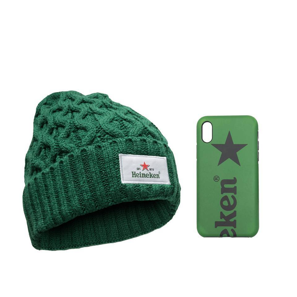 Heineken Wintercool Green Bundle