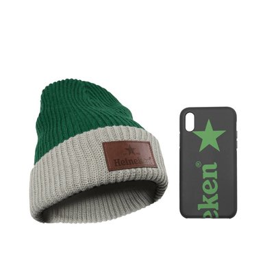 Heineken Wintercool zwart Bundle