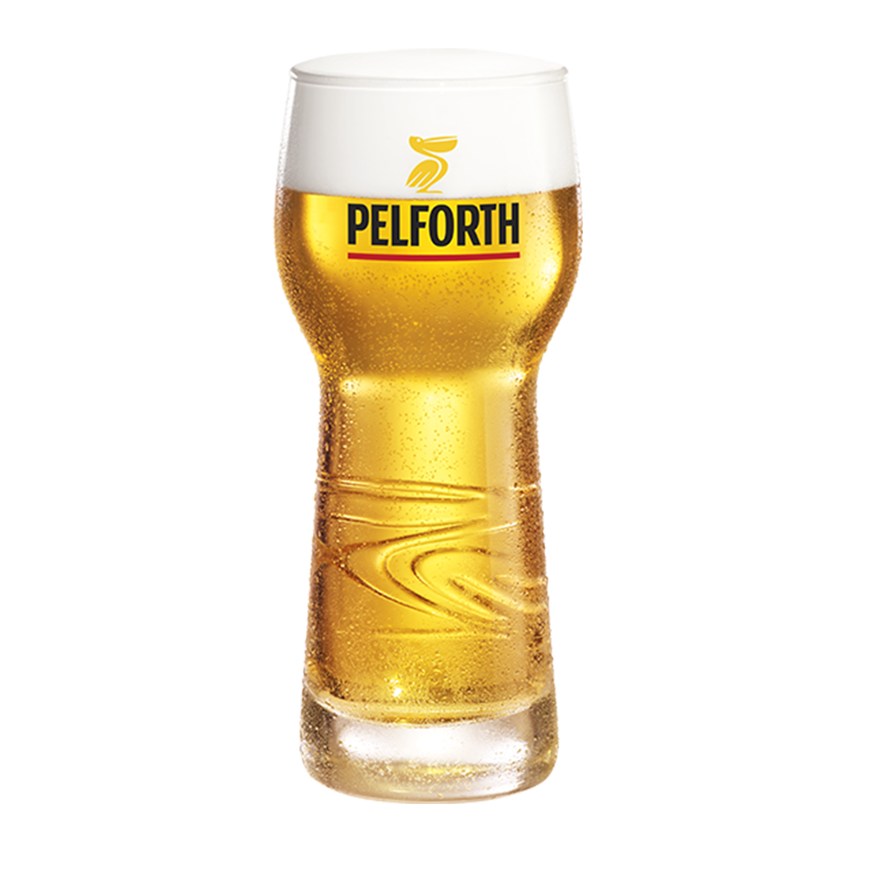 Pelforth glasses (6PCS)