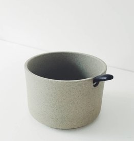 Hasami Porcelain Japanese Sugar Pot