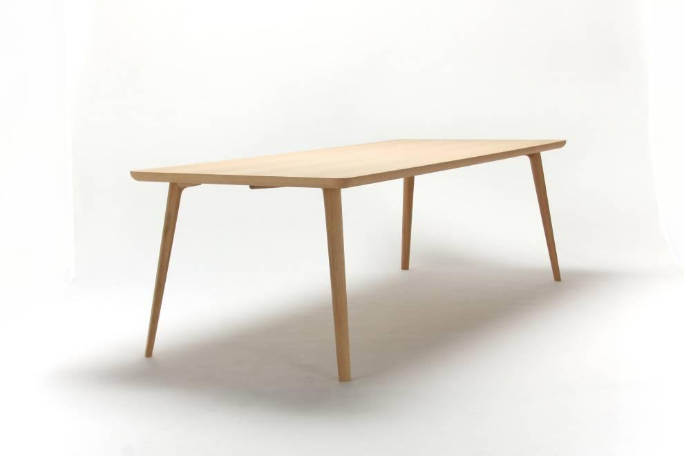 Karimoku New Standard Oak Scout Table Pantoufle