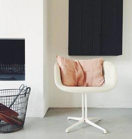 Linge Particulier  Cushion Cover Moka