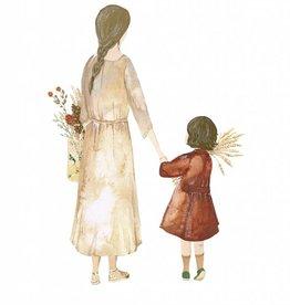 Saar Manche Summer Illustration