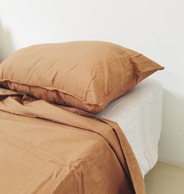Midnatt  Dromedary Single Duvet