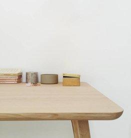 Karimoku New Standard Showroom Oak Table